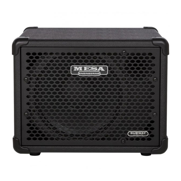 Mesa/Boogie 1x12 Subway Ultra-Lite Bass Cabinet - Bananas at Large