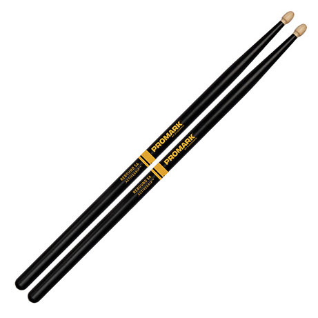Promark R5AAG Rebound 5A ActiveGrip Acorn Drum Stick - Bananas at Large