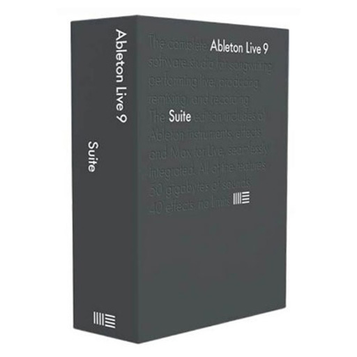 Ableton Live 9 Suite - Bananas At Large®