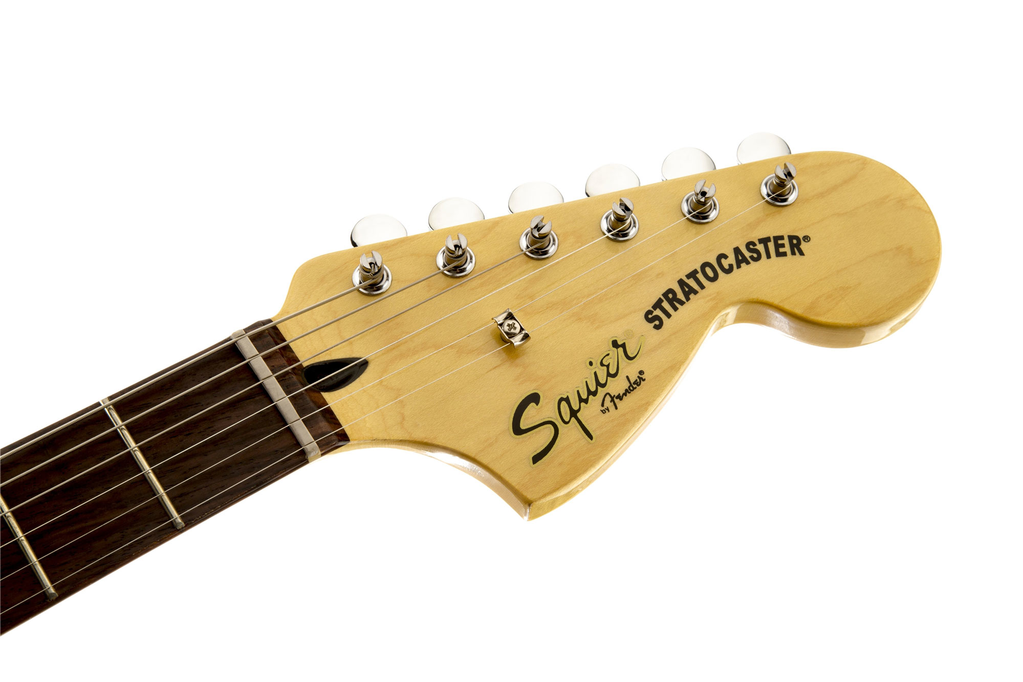Squier Vintage Modified Stratocaster HSS with Rosewood Fingerboard - Black - Bananas at Large - 2