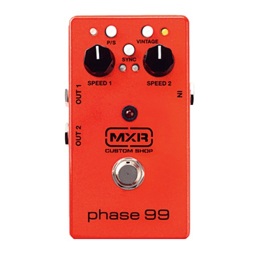 MXR Custom Shop Phase 99 Pedal - Bananas at Large