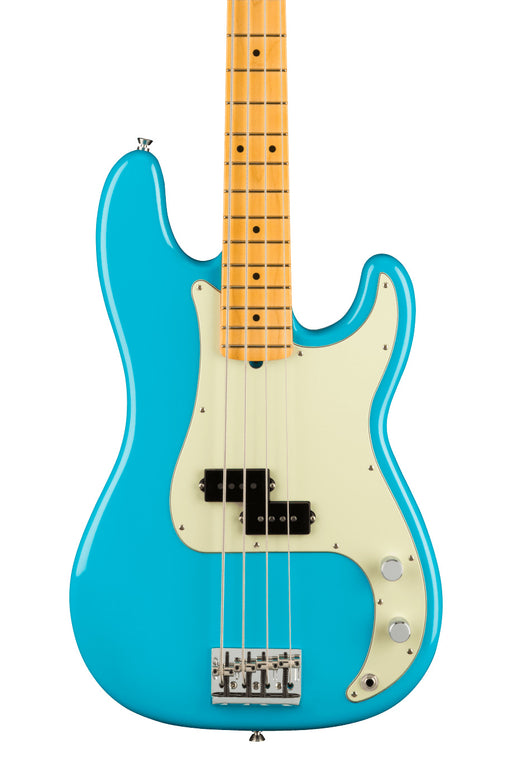 Fender American Professional II Precision Bass, Maple Fingerboard - Miami