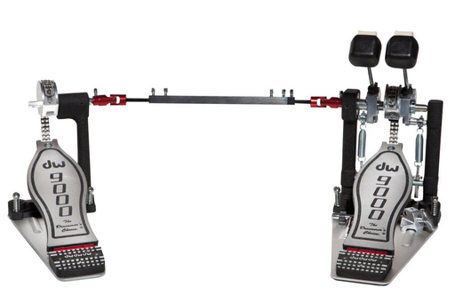 DW DWCP9002 900 Series Double Pedal - Bananas at Large