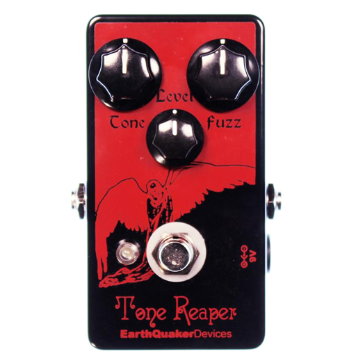 Earthquaker Devices Tone Reaper Fuzz Pedal - Bananas At Large®