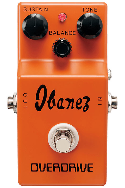 Ibanez OD850 Overdrive Reissue - Bananas at Large