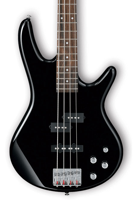 Ibanez GSR200 Gio Series 4-String Electric Bass - Black