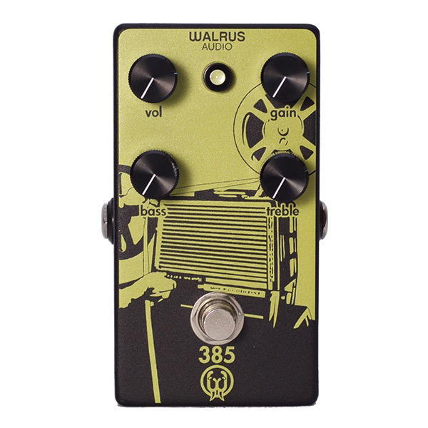 Walrus Audio 385 Overdrive Pedal - Bananas at Large - 1