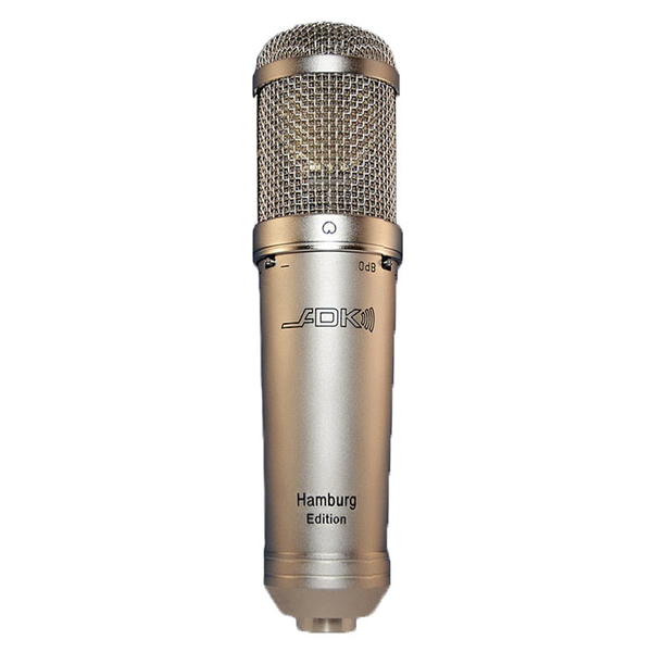 ADK Hamburg Mk8 Cardioid Condenser Microphone - Bananas At Large®