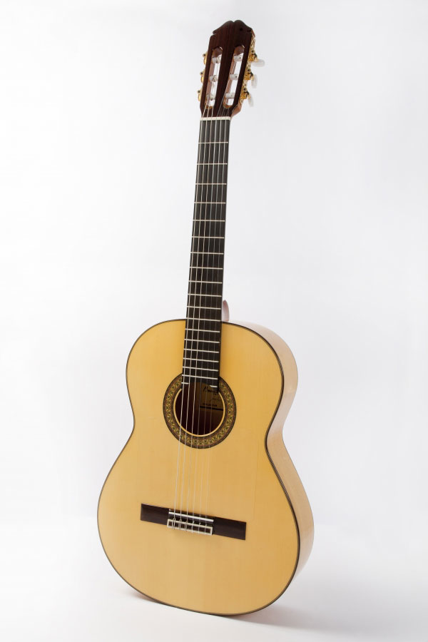 Raimundo Model 145 Flamenco Series Acoustic Guitar with Cypres Back and Sides - Bananas at Large