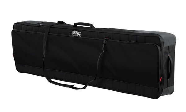 Gator G-PG-88SLIM Pro-Go Ultimate Gig Bag for Slim 88-Notes Keyboards - Bananas At Large®