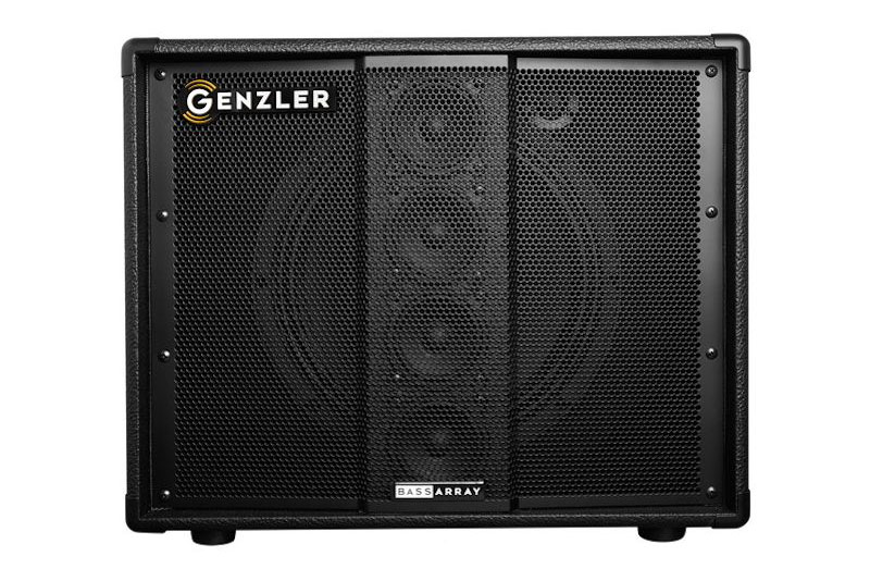 Genzler Amplification BA12-3 Bass Array-Neo 1x12 in. Cab