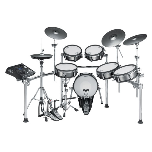 Roland TD-30KV-S V-Pro Series Black Chrome - Bananas at Large