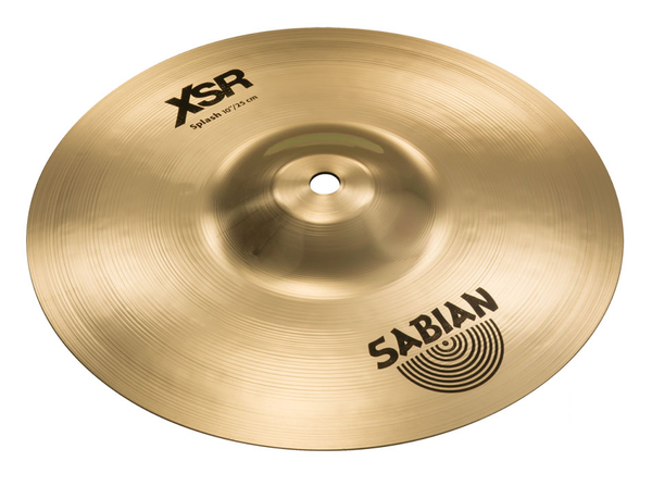 Sabian XSR1005B 10 in. XSR Splash Cymbal - Bananas at Large