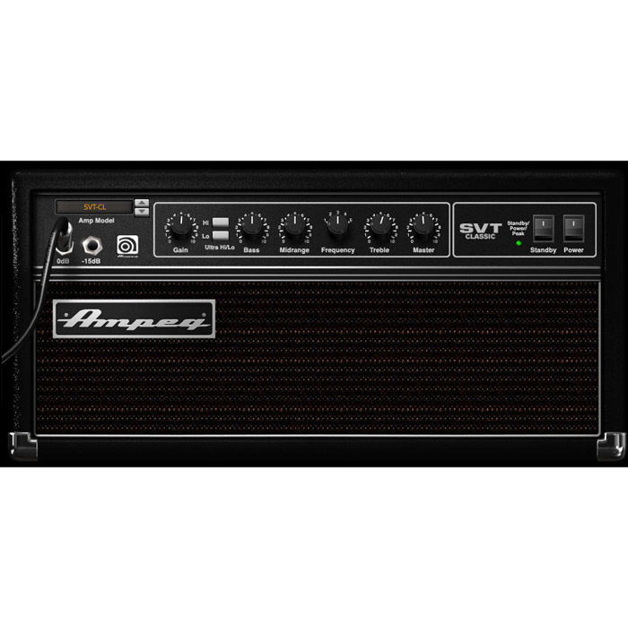 IK Multimedia AMPEG SVX [Download] - Bananas At Large®