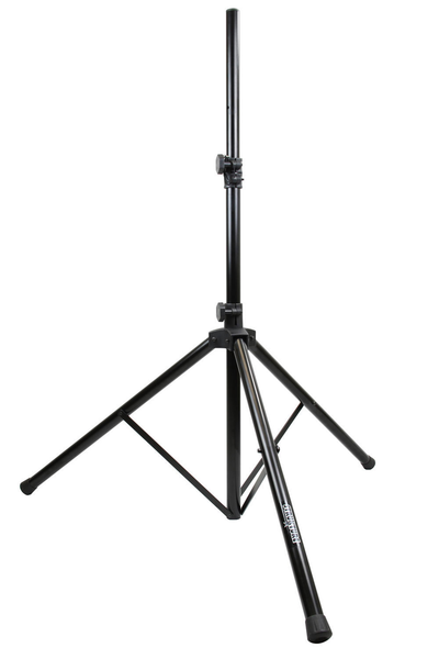 Strukture SSSPK-BK Steel Speaker Stand Pack with 2 Stands and Carry Bag - Bananas at Large