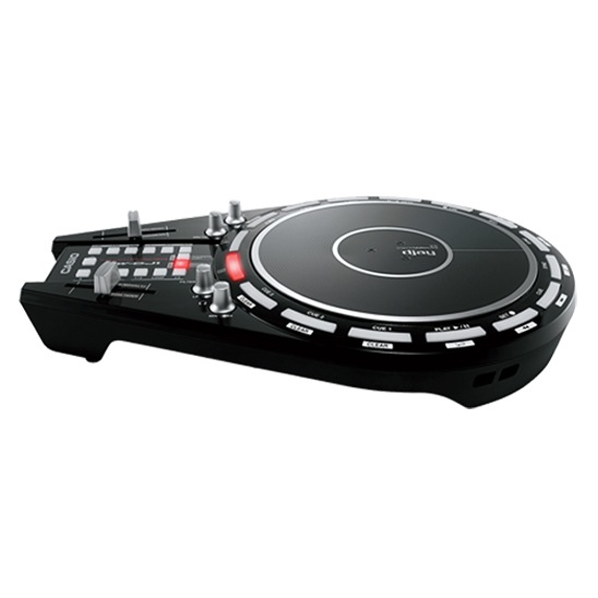Casio XW-DJ1 Trackformer DJ Controller (Clearance All Sales Final) - Bananas At Large®