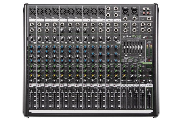 Mackie ProFX16v2 16-Channel USB Mixer - Bananas at Large - 1