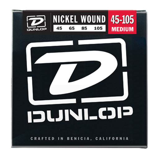 Dunlop Nickel Wound Bass Strings - Bananas At Large®
