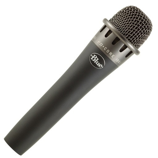 Blue Microphones enCore-100i Dynamic Instrumental/Vocal Microphone - Bananas At Large®