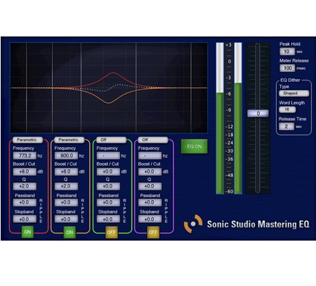 Sonic Studio Mastering EQ [Download] - Bananas at Large