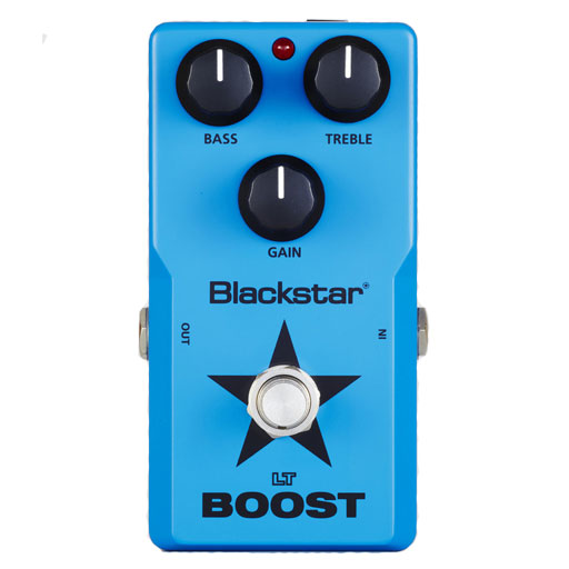 Blackstar LT BOOST Guitar Pedal - Bananas At Large®