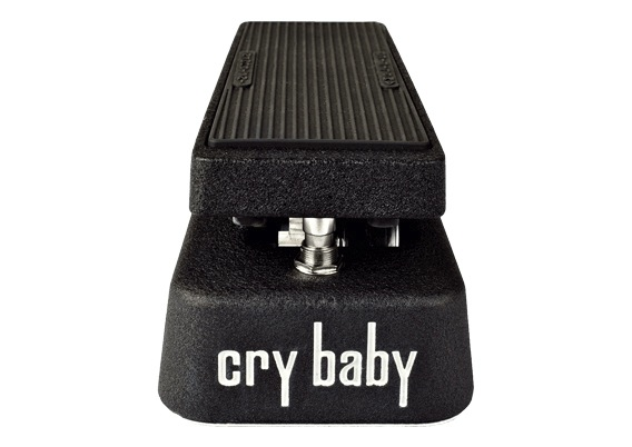 Dunlop CM95 Clyde McCoy Wah Pedal - Bananas at Large - 1