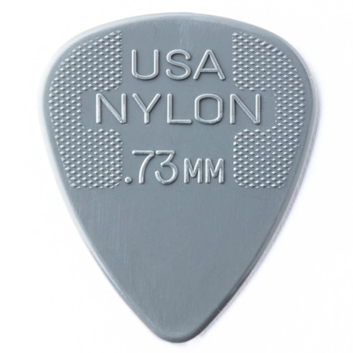 Dunlop 12 Pack Nylon Standard .73mm Guitar Picks