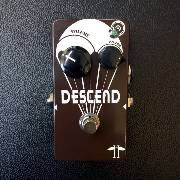 Heavy Electronics DESCEND Precision Volume Pedal - Bananas at Large