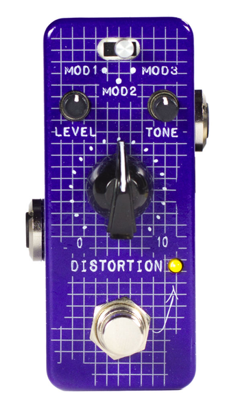 F-Pedals Edstortion Lite Distorion Pedal - Bananas at Large
