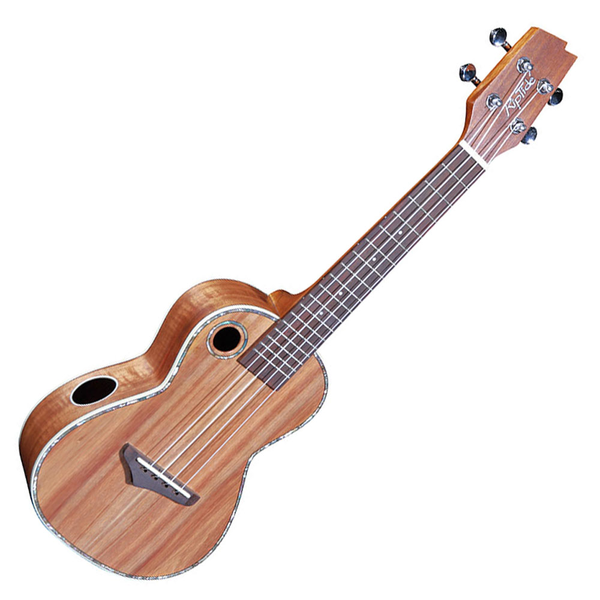 Boulder Creek Riptide UC-11NS Concert Ukulele - Bananas At Large®