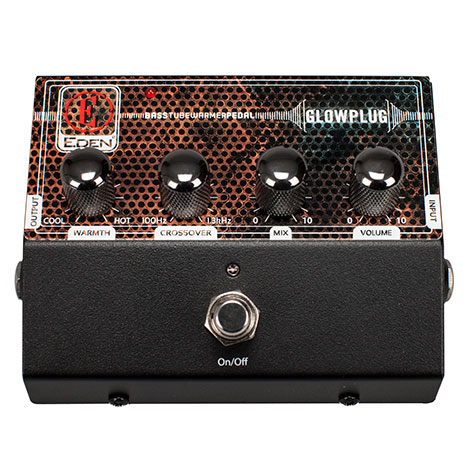 Eden Glowplug Bass Tube Warmer Pedal