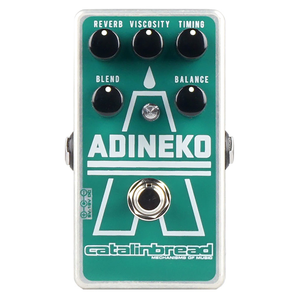 Catalinbread Adineko Oil Can Delay Pedal - Bananas At Large®