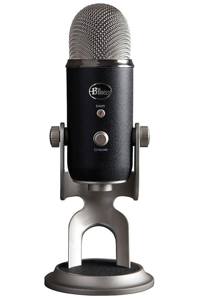 Blue Microphone Yeti Pro Studio USB Microphone - Bananas at Large - 1