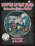 You're in the Band – Interactive Guitar Method Book 1 for Lead Guitar - Bananas at Large