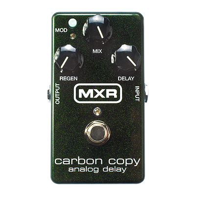 MXR M169 Carbon Copy Analog Delay Pedal - Bananas at Large