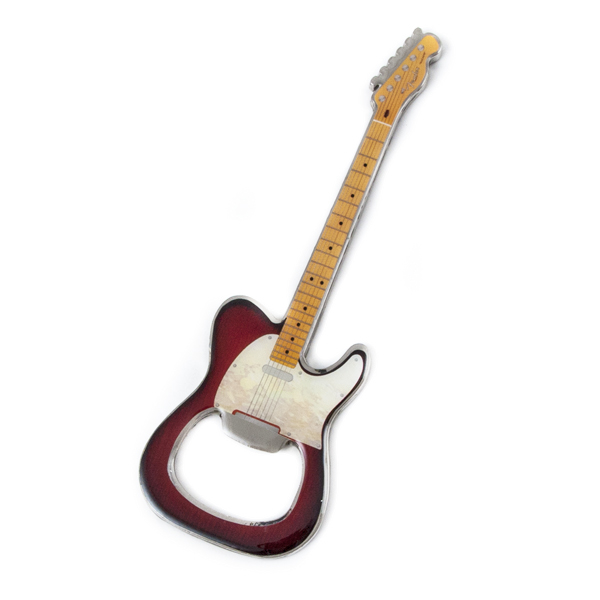 Fender Telecaster Bottle Opener, Sunburst - Bananas at Large