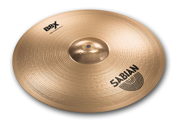 Sabian B8X 18 in. Thin Crash Cymbal - Bananas at Large