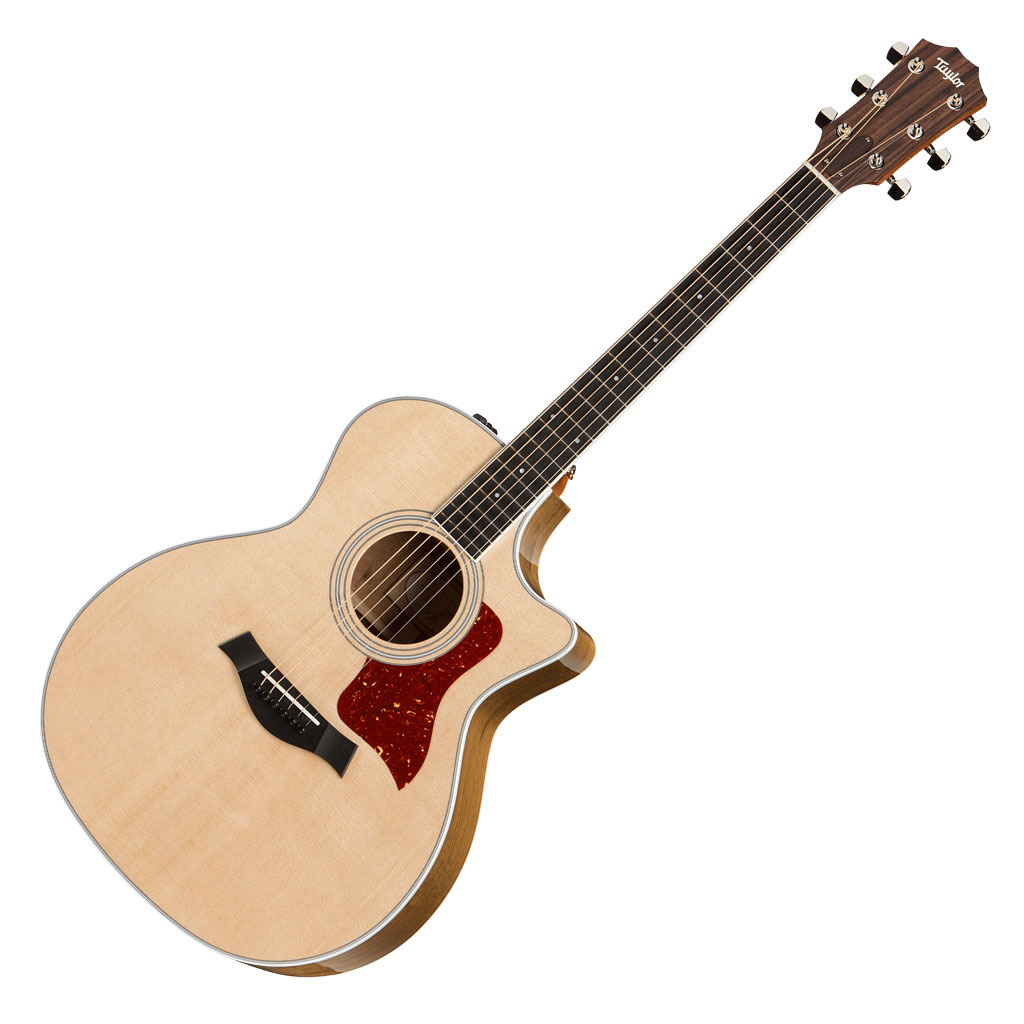 Taylor 414ce Grand Auditorium Acoustic Electric Guitar - Bananas at Large - 2