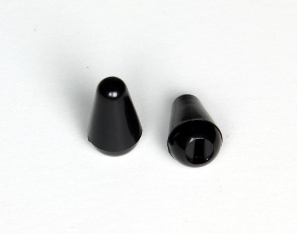 Strukture Switch Knobs For Stratocaster - Black - Bananas at Large