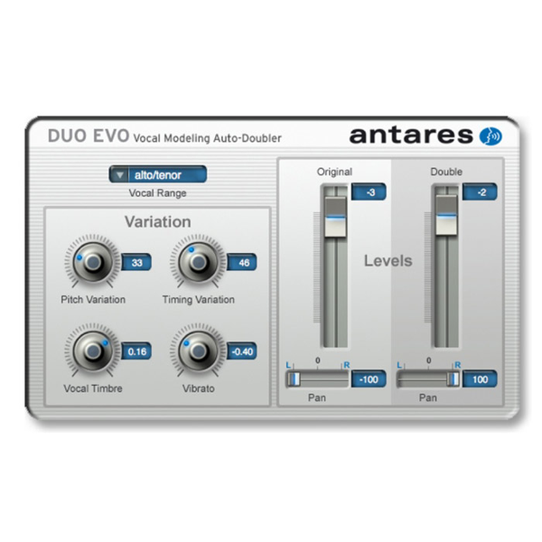 Antares 143587 Duo Evo Auto-Doubler Plug-In [Download] - Bananas at Large