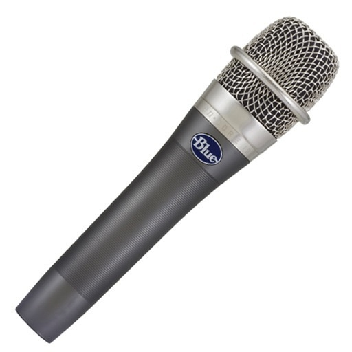 Blue Microphones enCORE-100 Dynamic Vocal Microphone with Mic Clip and Carrying Bag - Bananas at Large