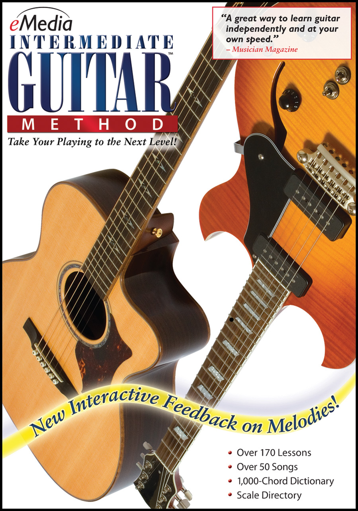 eMedia Inter. Guitar Method Win [Download] - Bananas at Large - 1