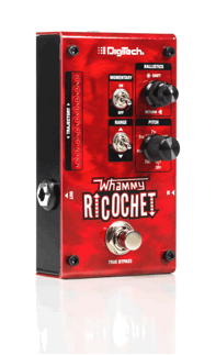 Digitech Whammy Ricochet Pitch Shift Pedal - Bananas At Large®