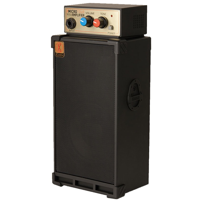 Eden Micro Tour 2-Watt Battery or AC Portable Bass Amp - Bananas At Large®