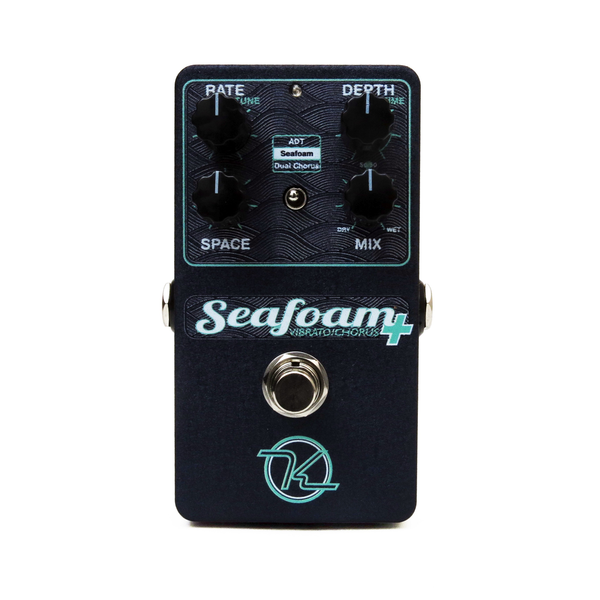Keeley Seafoam Plus Chorus Pedal - Bananas At Large®