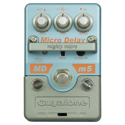 Guyatone MDM5 Micro Digital Delay - Bananas At Large®