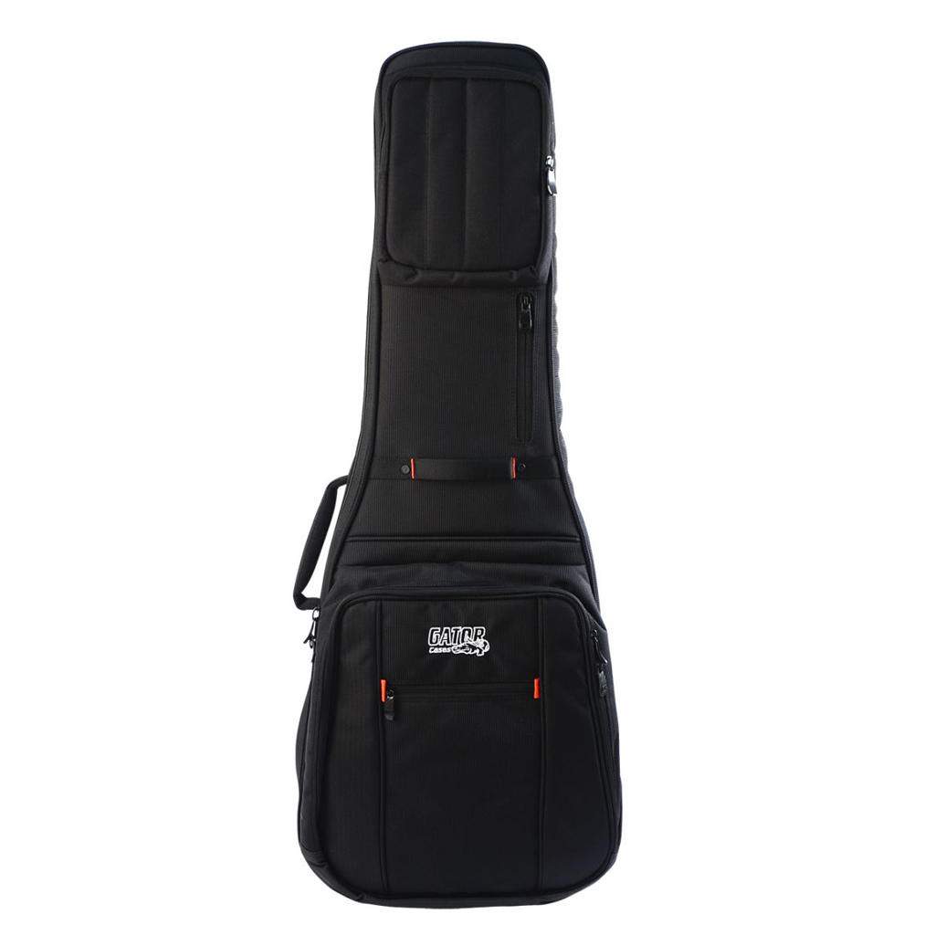 Pro-Go series classical guitar bag with micro fleece interior and removable backpack straps - Bananas at Large
