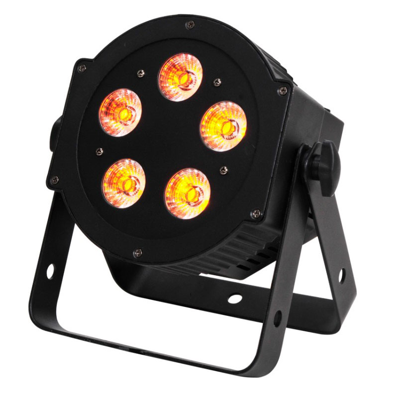 American DJ 5P HEX High Powered Flat Par Design with 6 In 1 Hex LEDs - Bananas At Large®