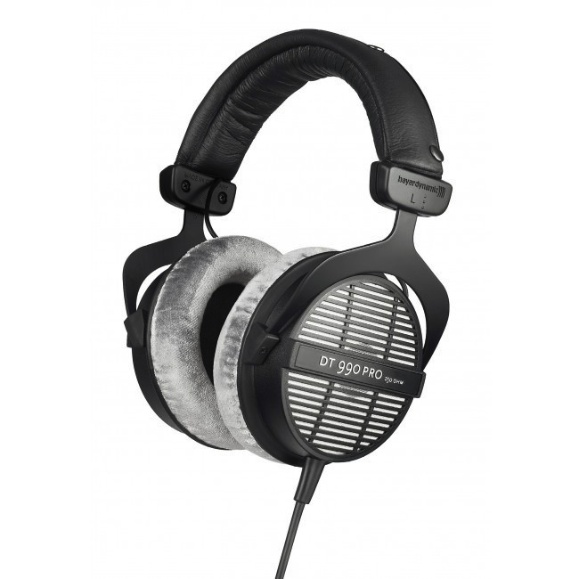 Beyerdynamic DT 990 PRO Binaural Headphones - Bananas At Large®