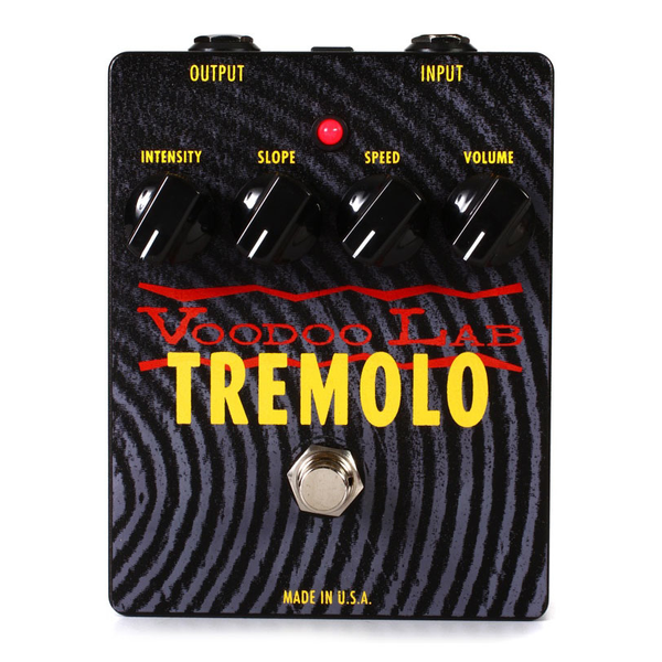 Voodoo Lab Tremolo Pedal - Bananas at Large